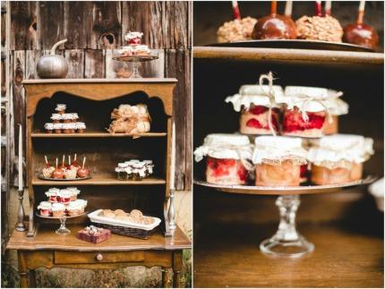 Pie in a Mason Jar Wedding Favors Tutorial via The Bride Link