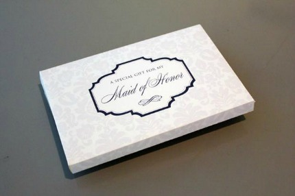 Lace Gift Box Tutorial by Anna Skye via Hostess with the Mostess