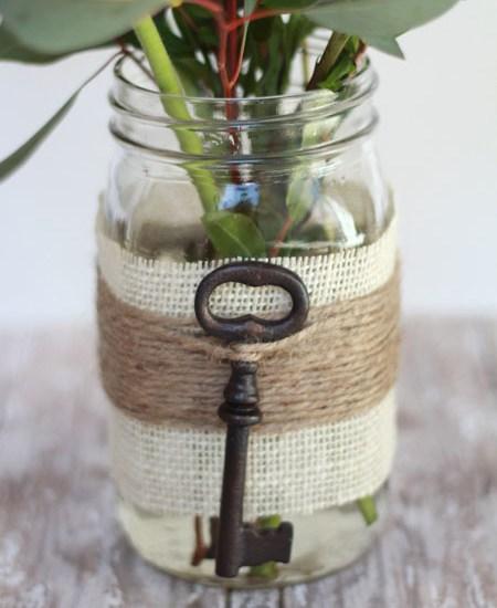 Embellished-Mason-Jar-Vase