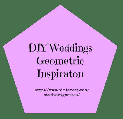 Geometric Inspiration via httpwww.pinterest.comstudiovignettes