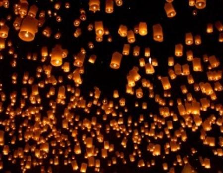 Flying-Lanterns