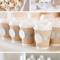 9 Delicious Refreshements To Serve At Your Winter Wedding