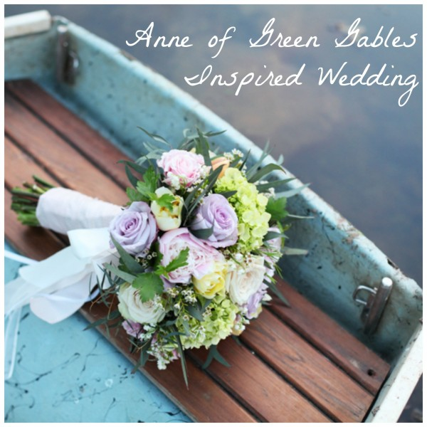 Wedding Ideas And Inspirations: Beautiful Wedding Inspiration From Anne Of Green Gables