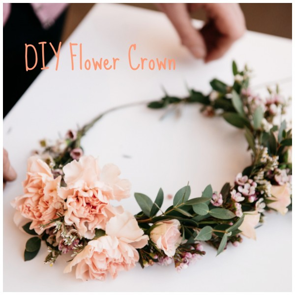 Making Your Own Wedding Flowers: How To Make Your Own Flower Crown