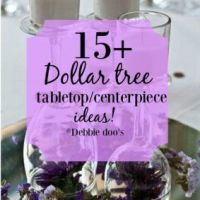 Affordable Centerpiece Ideas