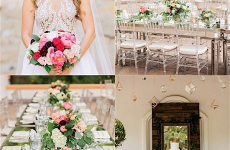 Real Weddings – California Ilumination