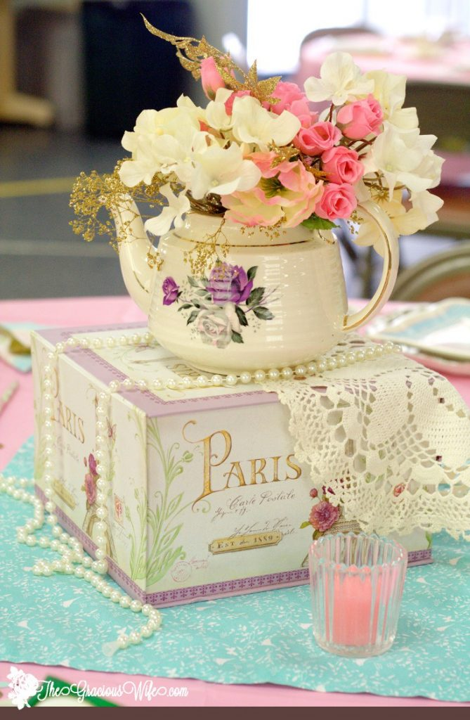 A Perfect Tea Party Bridal Shower Diy Weddings