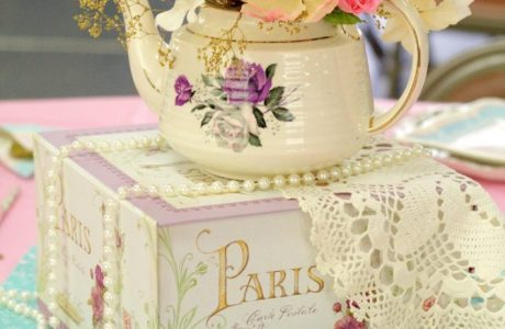 A Perfect Tea Party Bridal Shower