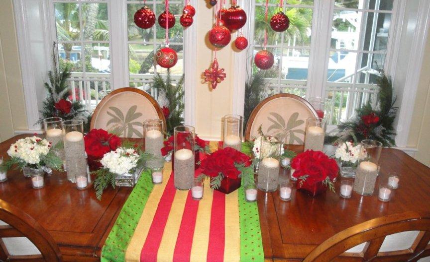 Holiday Decorations & Floral Arrangements