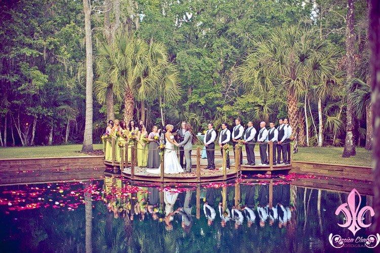 Windsong Farm Wedding Ceremony
