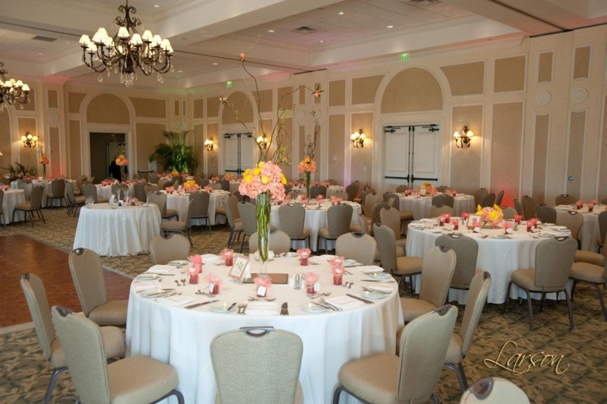 Lakewood Ranch Wedding Reception