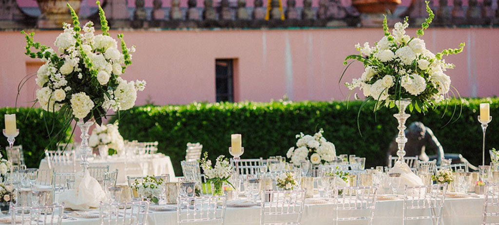 Slider Image: Beautiful Head Table