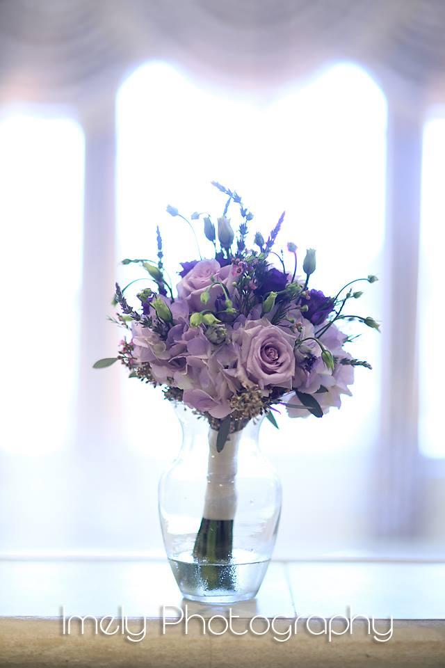 Bridesmaids Garden Look Bouquet