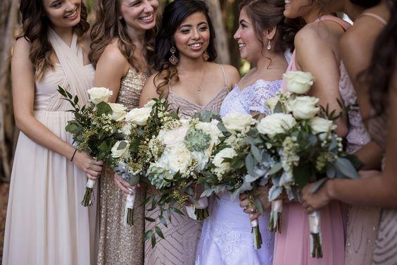 Elegant Ringling Courtyard Wedding