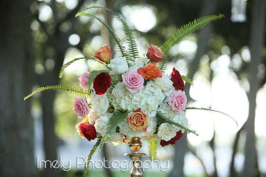Elevated Flower Arrangements
