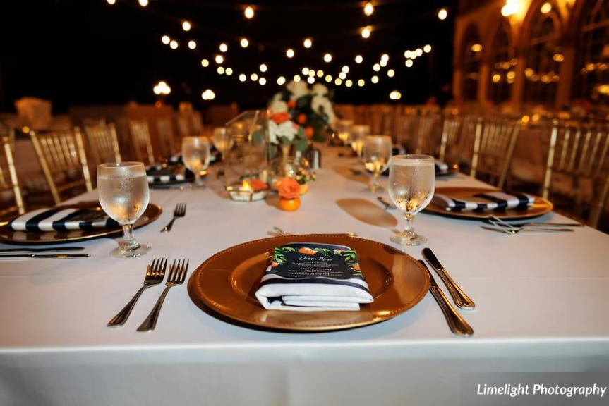 Decorative Elements for Feasting Tables