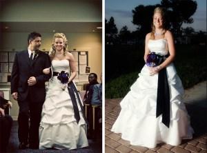 San Clemente Wedding Bride