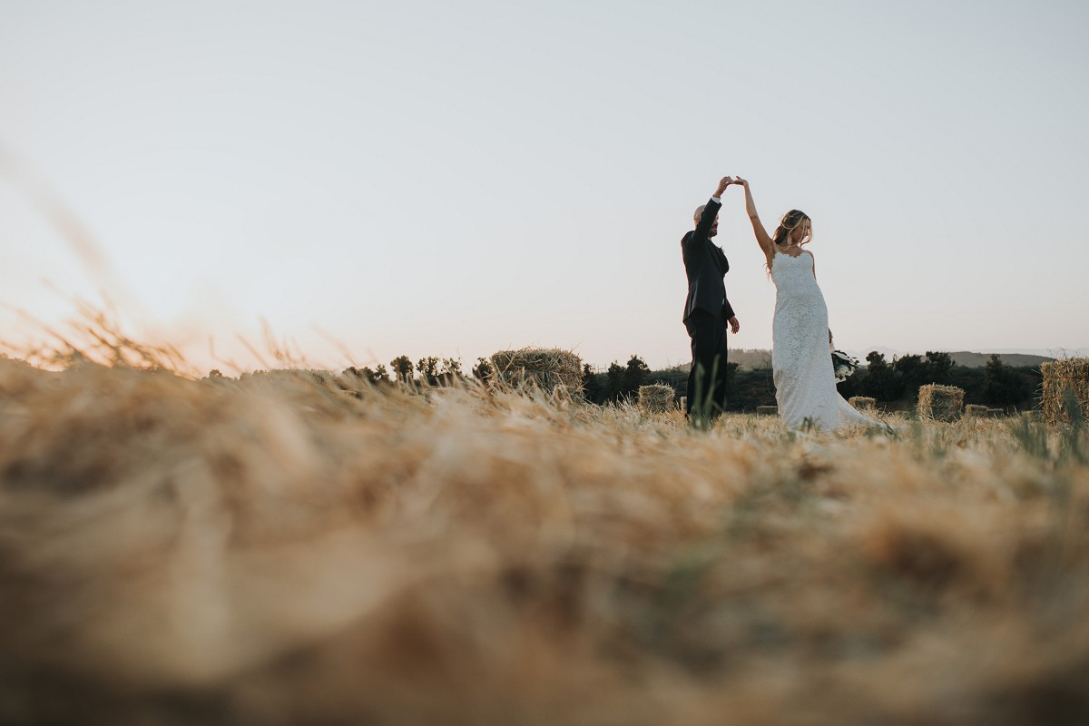 Walnut Grove Tierra Rejada Farms Wedding