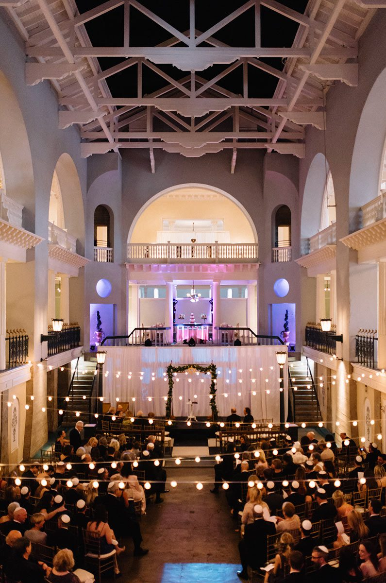 St Augustine Wedding Venues Reception Location Downtown