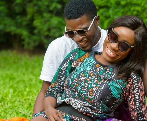 Nollywood Actor Seun Ajayi and Damilola Oluwabiyi's Playful Pre-Wedding Shoot