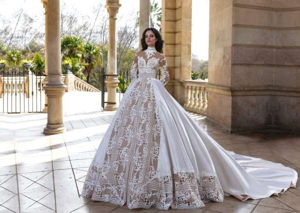 Top 5 Designers Of Wedding Dresses In Nigeria