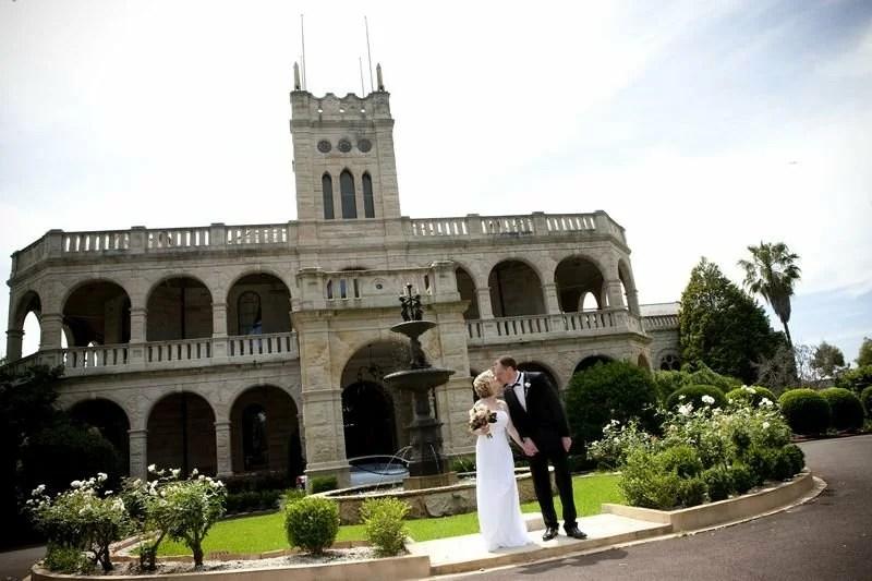 Curzon Hall Historic Mansion Garden Wedding Sydney Australia Weddings Abroad
