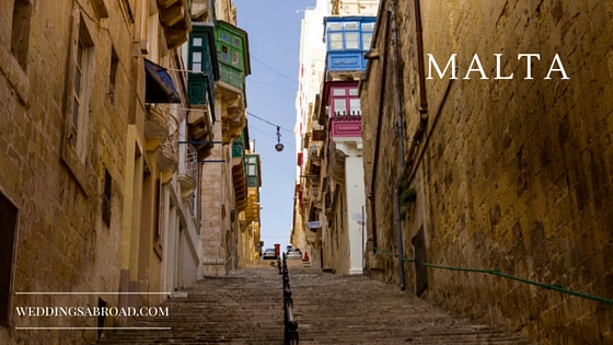 Malta - WeddingsAbroad.com