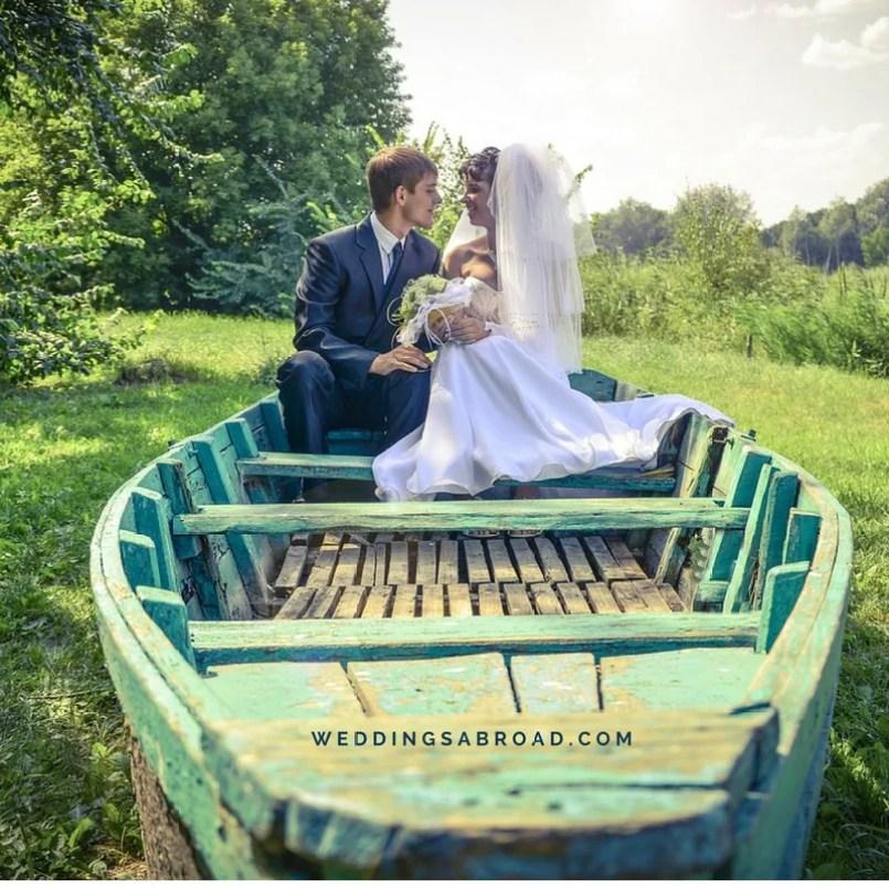 Wedding On The Waves - WeddingsAbroad.com