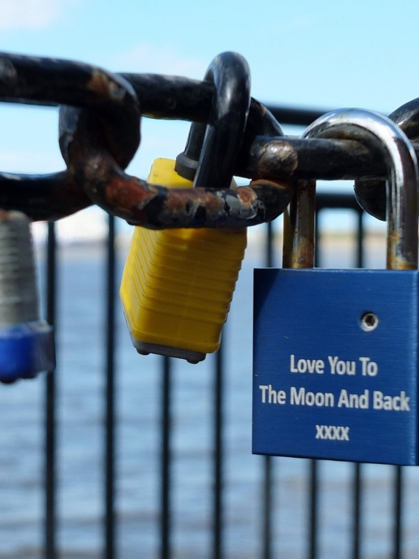 Loving Liverpool - Locks - WeddingsAbroad.com