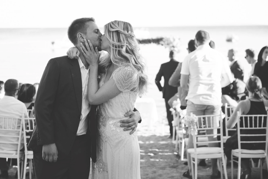 Pura Vida Wedding On The Beach - Destination Beach Wedding Ibiza - WeddingsAbroad.com