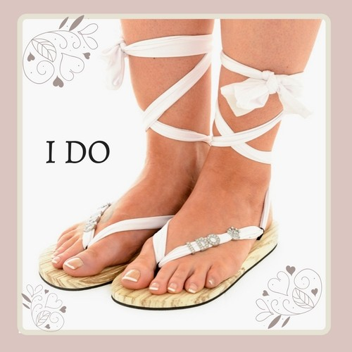 Swap Top Wedding Flips Flops WeddingsAbroad.com