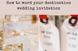 Information To Include In Your Invitation How Word It