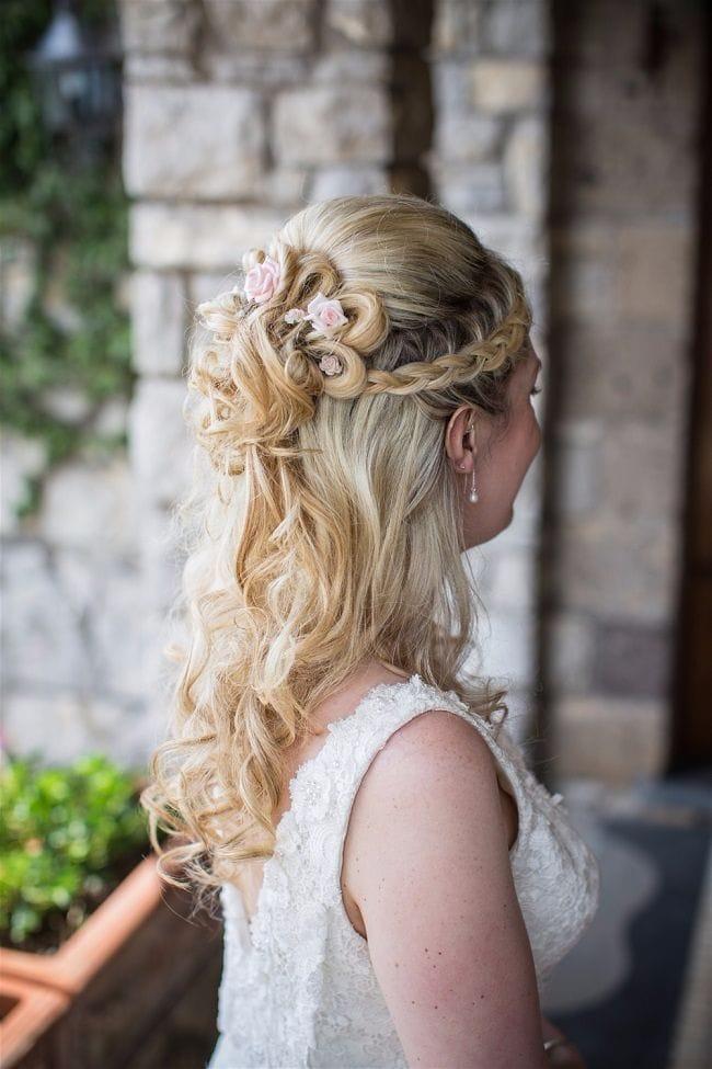 Intimate Sorrento Wedding Real Wedding Weddings Abroad