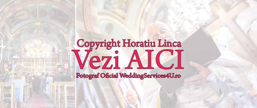 08 fotografie de nunta - foto cu slujba religioasa de la biserica