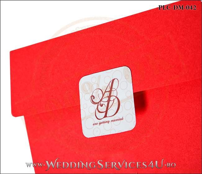 Plic Invitatie Nunta-Botez PLC-DM-042-02