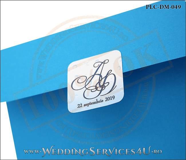 Plic Invitatie Nunta-Botez PLC-DM-049-02
