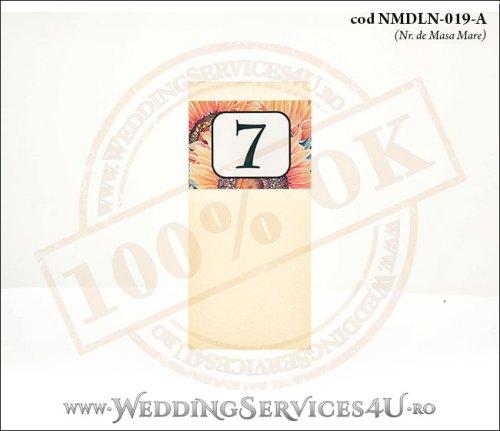 NMDLN-019-A-01_numar_de_masa_cu_floarea_soarelui