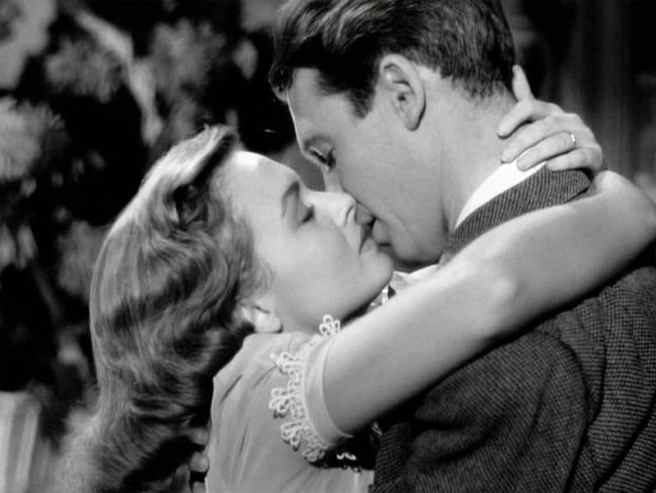 It's A Wonderful Life - Mary and George