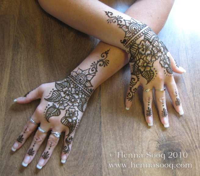 mehndi hindu wedding