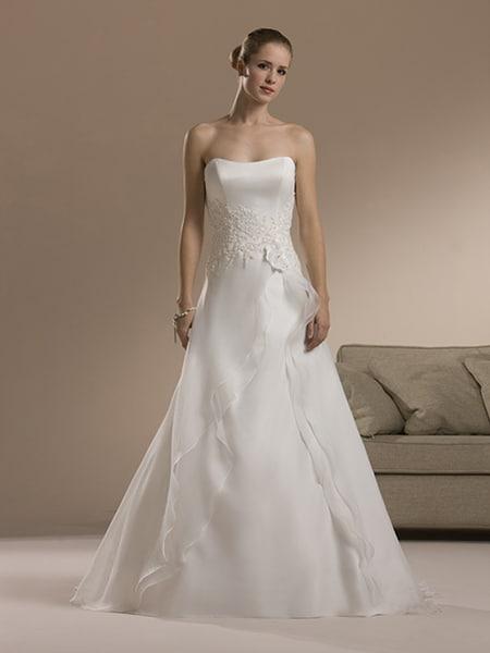 a-line wedding gown wedding dress
