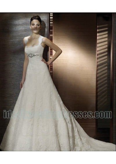 a-line wedding gown wedding dress