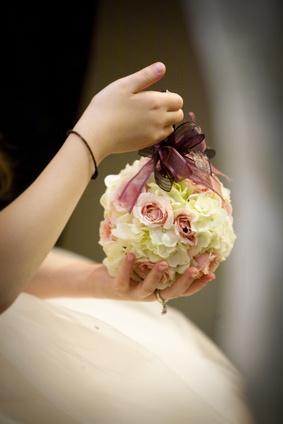 floral pomander