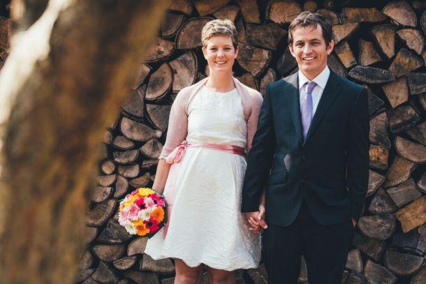 Heidi & Luke Wedding