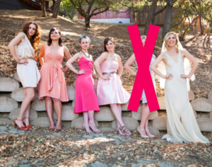 How Not to Treat Your Bridesmaids - Firing a Bridesmaid