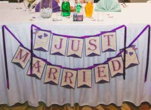 Mad Hatter Day - Alice in Wonderland inspired just married swag