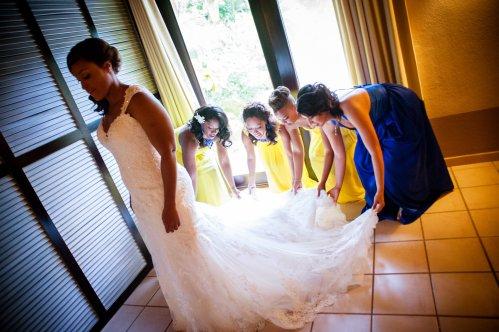 Lace wedding dress costa rica