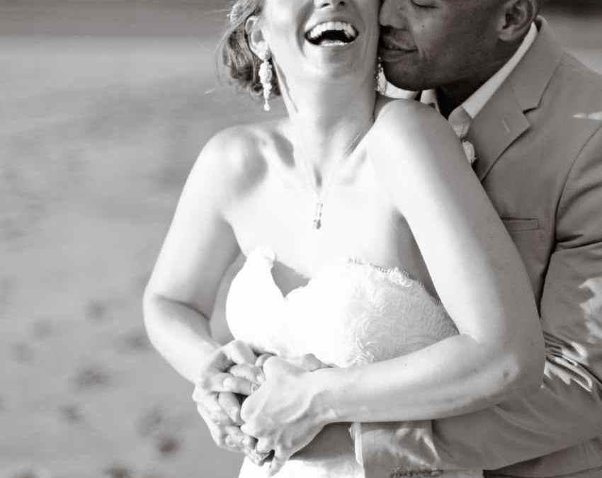 Subtle Tropical Beach Wedding at Pangas Beach Club
