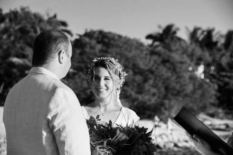 beach elopement weddings in costa rica
