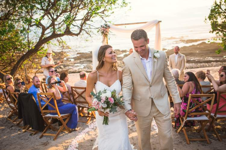 costa-rica-wedding-recessional