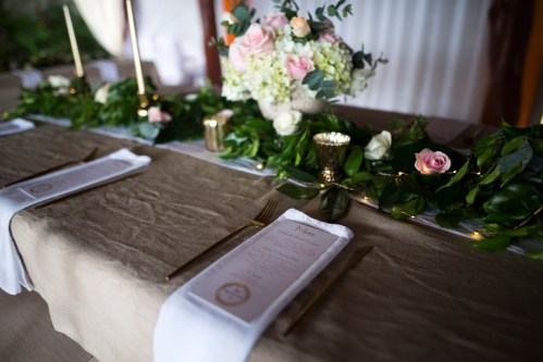 wedding-reception-table-garland